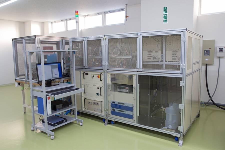 コペル電子製パワーサイクル試験機