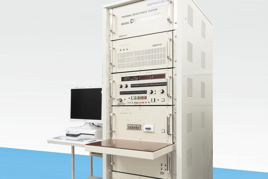 過渡熱抵抗測定器(キャッツ電子設計社製)