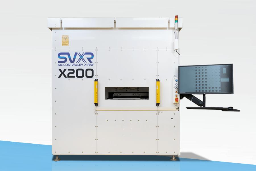 SVXR社製 X線自動検査装置x200